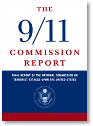911 Commission Report book cover